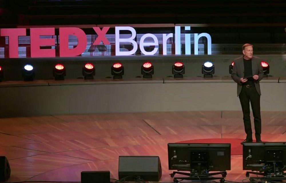 Tomas Björkman på TEDx i Berlin