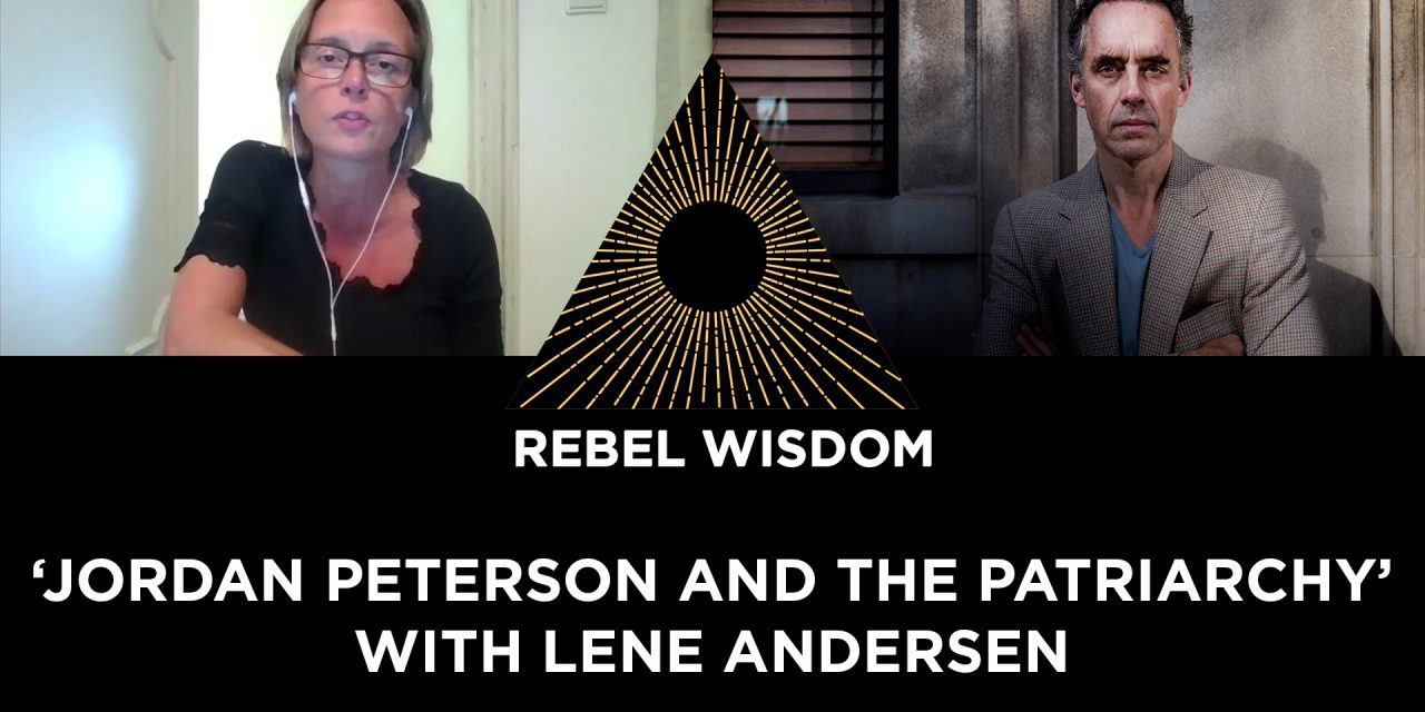 Fremvirkes Lene Andersen i et interview om Jordan B. Peterson