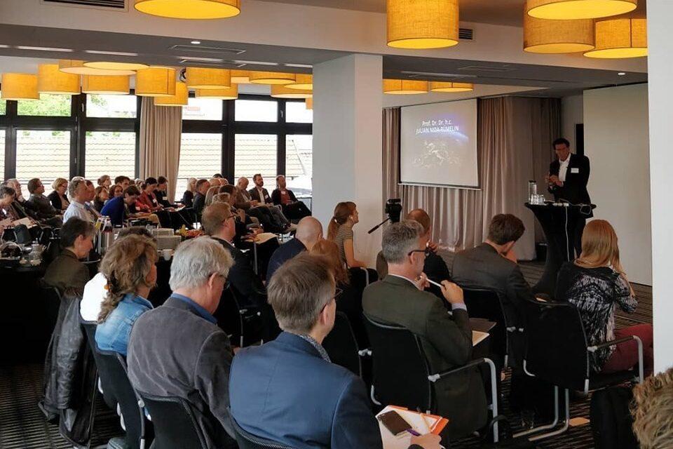Konference om dannelse i Berlin