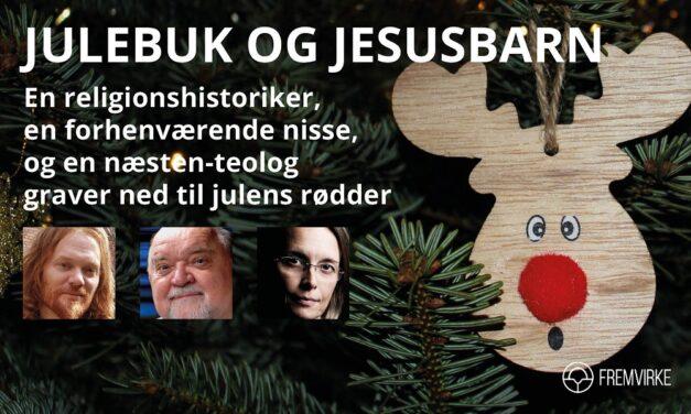 Fremvirkes næste Forsamlingshus: Julebuk og Jesusbarn