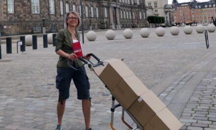 Dannelse til Christiansborg