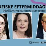 Filosofiske Søndage, Fredagsbar og Akademi efteråret 2020