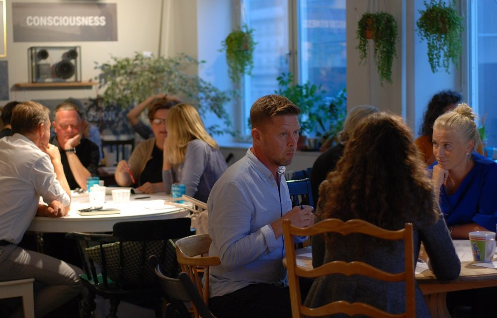 Fremvirkes Akademi – testet i Stockholm