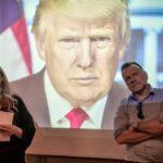 En fantastisk aften om fænomenet Trump og tegn i tiden